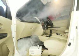 fogging mobil bengkel sehat